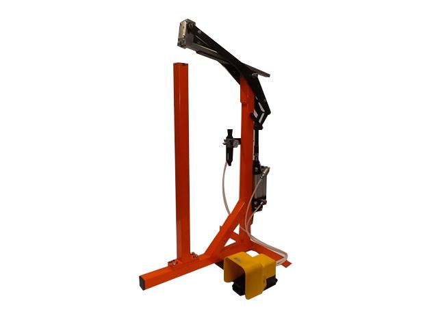 Pedal Neumatic Stapler
