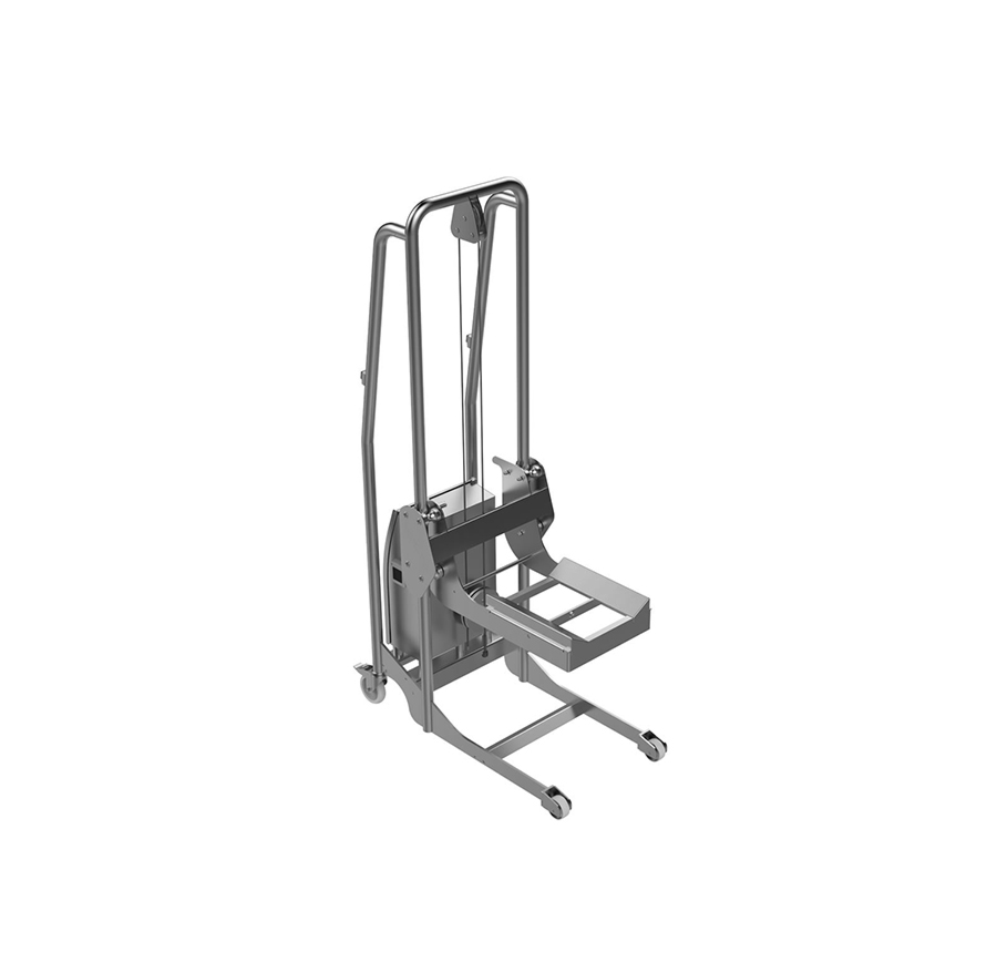 MINI LOAD LIFTER STACKER