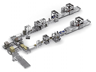Complete solution of Thermoforming Line
