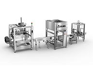 Automation with carton case